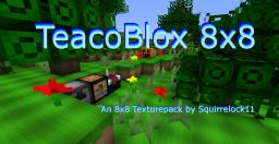 TeacoBlox 8x8 for MC 1.4.7 Minecraft Texture Pack