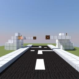 Traffic Lights Minecraft Map & Project