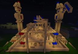 Chariot Chase! 5 Different stages included! Minecraft Map & Project