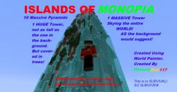 Islands of Monopia Minecraft Map & Project