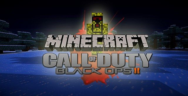 Minecraft Call Of Duty Black Ops 2 Map Review