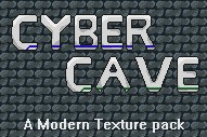 CyberCave - Modern Texture Pack [80% Done!]