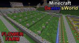 Flower Farm Minecraft Map & Project