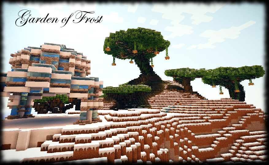 Garden of Frost Minecraft Map & Project