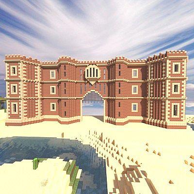 minecraft how to get red bricks