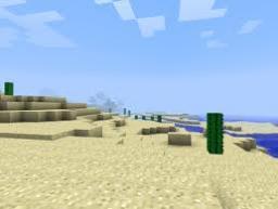 Scary Deserts 1.4.7 Minecraft Mod