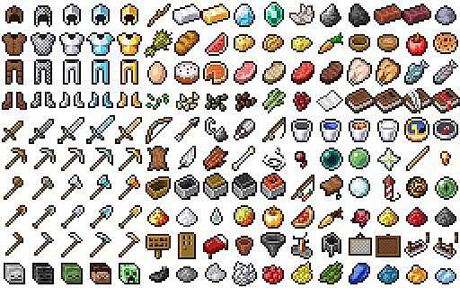 16×][1 5 1] Rakepack: revamped default textures v0 6 2 Minecraft