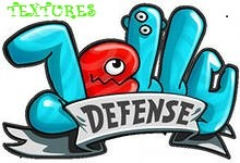 Jelly Defense Minecraft Texture Pack