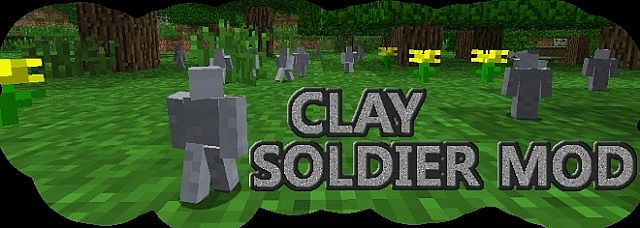 Copyright  httpwww.minecraftforum.nettopic495553-100-clay-soldiers-classic
