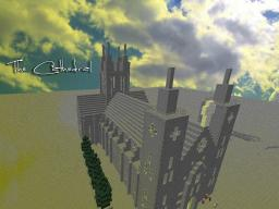 ● The Cathedral ● Minecraft Map & Project