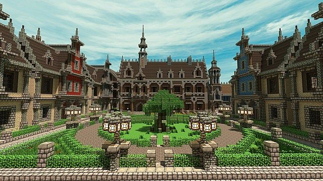 v renshamn a 17th 19th century themed city minecraft project. Black Bedroom Furniture Sets. Home Design Ideas
