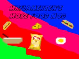 (1.4.7)More Food [ML/Forge Required][UPDATE!] 500+ Download! Thankyou! Minecraft Mod