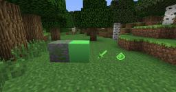 Green mod 1.4.6 [Forge]