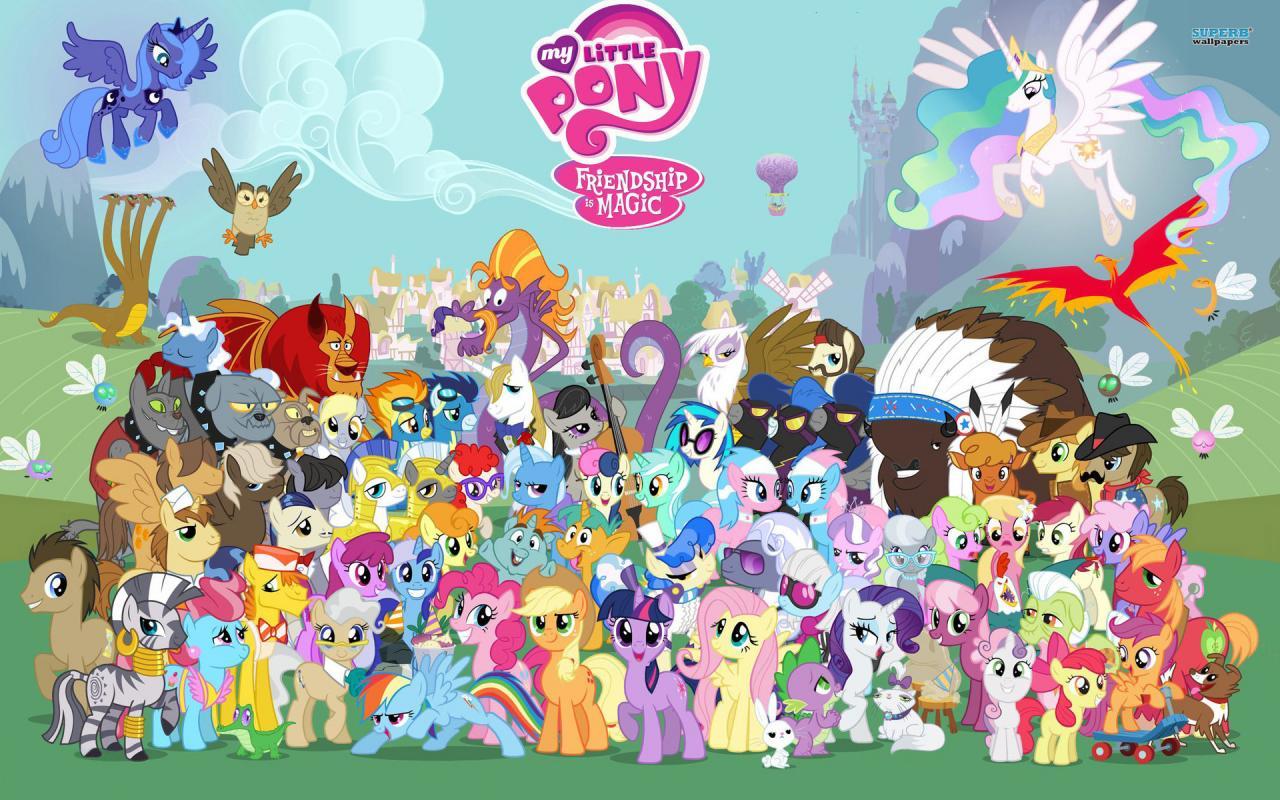 My Little Pony?! Minecraft Blog