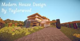Modern Estate House Design 'Novus' Minecraft Map & Project