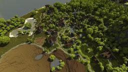 Sevalor - Southern Village Minecraft