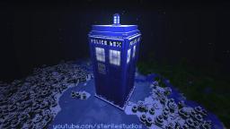 Giant TARDIS! Minecraft