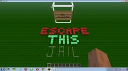 Escape this Jail Minecraft Map & Project