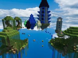 Magic World Minecraft Project