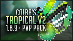 TROPICAL FADE V2 16x - FPS BOOST - 1.8.9+ Minecraft Texture Pack