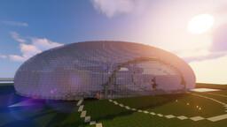 Jewel Changi Airport, Singapore (Replica) Minecraft Map & Project