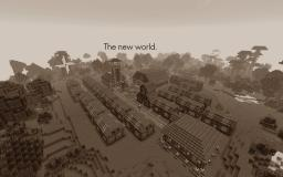 -Adventure map- The new world Minecraft Map & Project
