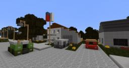 Washington streets by DAGET - RUSSIAN PROJECT Minecraft Map & Project
