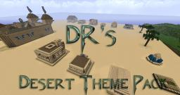 DR's Desert Buildings and Theme Pack Minecraft