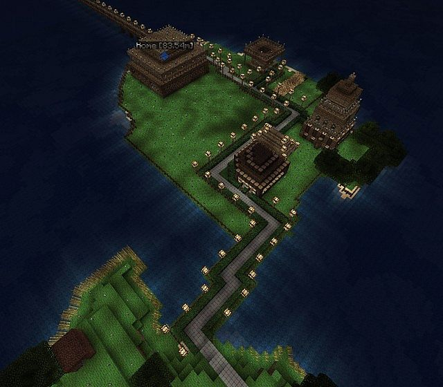 Alterative Lighting For Minecraft Houses Minecraft Blog