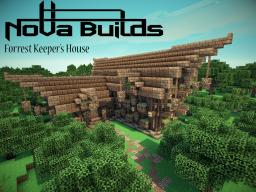Forest Keeper's House Minecraft Map & Project