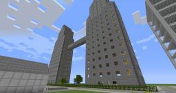[TEKKIT] Metropolis Minecraft Map & Project