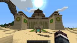 A New look for the old city of Ba Sing Se Minecraft Map & Project
