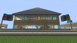 Who Cares Its Just a Mansion! Minecraft Map & Project