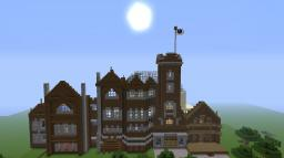 The Rocky Horror Picture Show Minecraft Map & Project