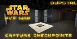 StarWars PvP map (Capture Checkpoints) Minecraft