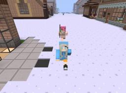 CarreCraft MOBGIRLS Ver. Minecraft Texture Pack