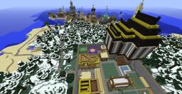 Fair Haven [World Map Included!] Minecraft Map & Project
