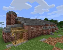 Warehouse Minecraft Map & Project