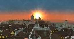Medieval City V3.5 Minecraft Map & Project