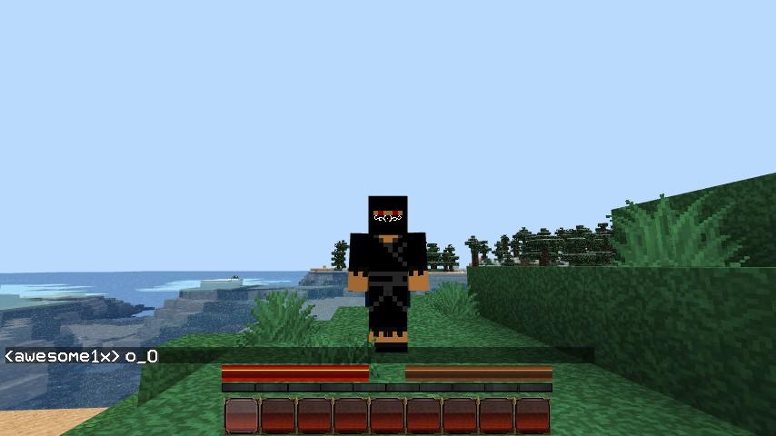 My Skin (creepypasta REAL) Minecraft Blog