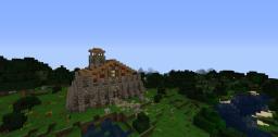 Raxazara - Faction Fort Minecraft Map & Project