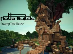 Swamp Tree House Minecraft Map & Project