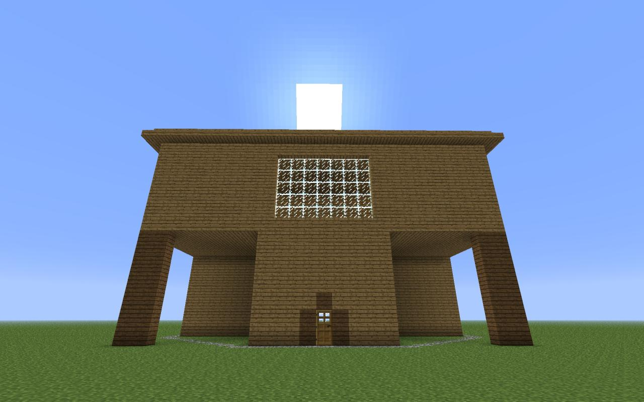 Epic house minecraft project for Project house