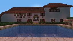Farmhouse Estate Minecraft Map & Project