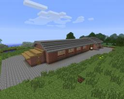 Warehouse 2 Minecraft Map & Project