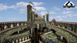 The Castle of Hamlet Minecraft