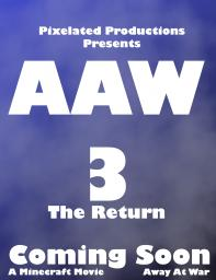 Away At War 3: The Return Minecraft Project