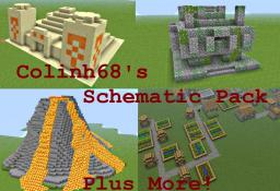 Colinh68's Schematic Pack Minecraft Project