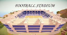 Minecraft Football Stadium Minecraft Map & Project