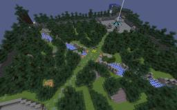 [PvP] League of Miners Minecraft Map & Project